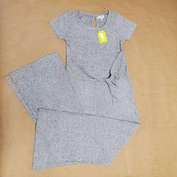 Crazy 8 Jumper Size S(5-6) Gray